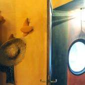 Camera ''Il  Viaggio nel Passato'': dettaglio