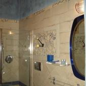 Camera ''Il  Viaggio nel Passato'': bagno. Dettaglio