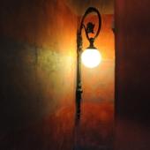 Lampione da esterno