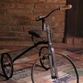 Antico triciclo
