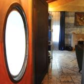 Suite Eclettica: scorcio dal corridoio